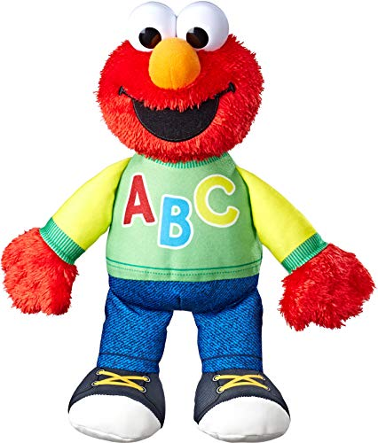 Playskool Sesame Street Singing ABC's Elmo