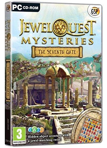Jewel Quest Mysteries 3 (PC CD) [Importación inglesa]