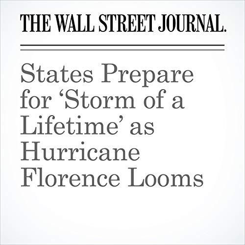 States Prepare for 'Storm of a Lifetime' as Hurricane Florence Looms copertina