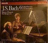 J. S. Bach: Six Violin Sonatas (including 2 alternative movements) - Monica Huggett / Ton Koopman