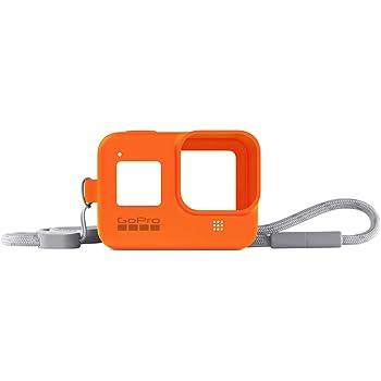 GoPro Sleeve + Lanyard Hyper Orange for HERO8