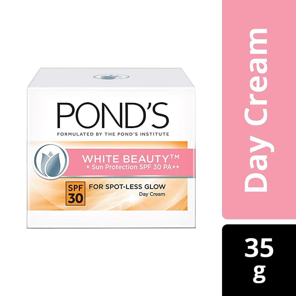POND'S White Beauty Sun Protection SPF 30 Day Cream, 35 g