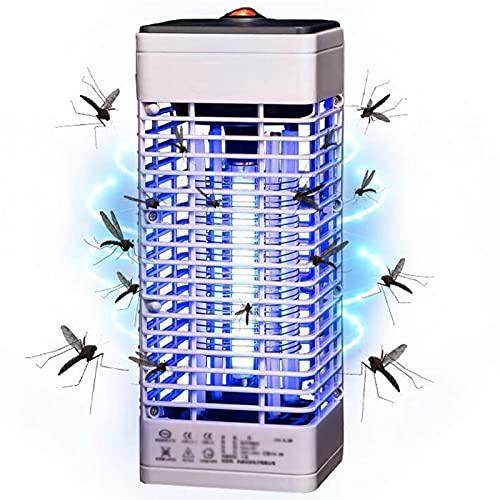 GXYtable cloth Luz de Asesino de Mosquitos, Lámpara Repelente de Mosquitos de la profesión Moscas de la lámpara de Zapper Lámpara de Mosquitos de Insecto sin radiación