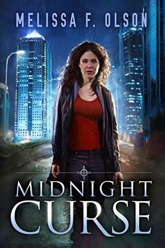 Midnight Curse by Melissa F. Olson ebook deal