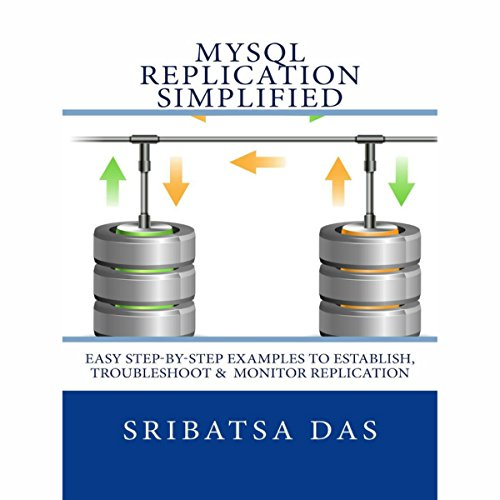 MySQL Replication Simplified audiobook cover art