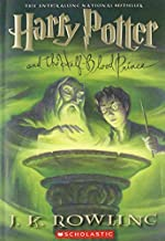 by J.K. Rowling, Mary GrandPre : Harry Potter and The Half-Blood Prince (Book 6)