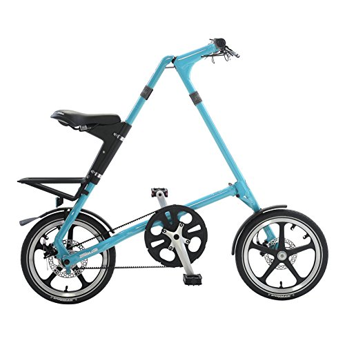Strida EVO folding bicycle, internal 3 speed hub,...