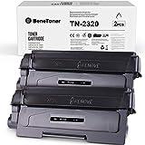 2 BeneToner Toner Kompatible für Brother TN2320 TN-2320 TN2310 TN-2310 für Brother MFC-L2700DW HL-L2340DW DCP-L2520DW HL-L2300D DCP-L2500D MFC-L2720DW HL-L2360DN DCP-L2560DW HL-L2365DW