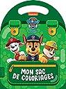 Pat' Patrouille : Mon sac de coloriages par Hachette