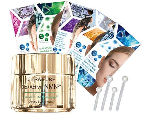 NMN 33g Citrus (pharmazeutische Qualität> 99%) - Immununterstützung, Anti-Aging, Wiederherstellung der Haarfarbe, Stimmung, Gedächtnis und Energie (NMN 33g Citrus)