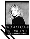 1art1 Barbra Streisand Poster (92x63 cm) All I Ask of You