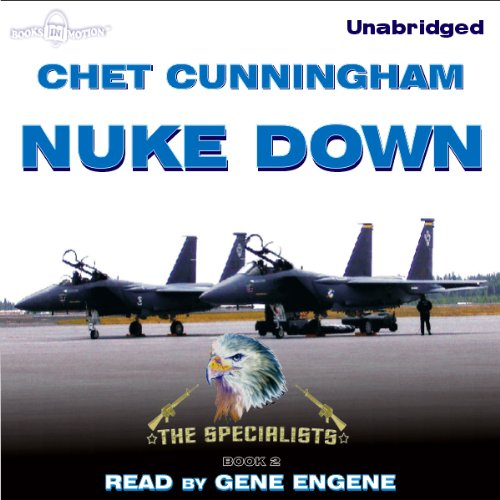 Nuke Down cover art