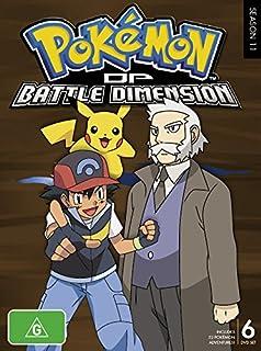 Pokemon Season 11 DP Battle Dimension | Anime | NON-USA Format | PAL Region 4 Import - Australia