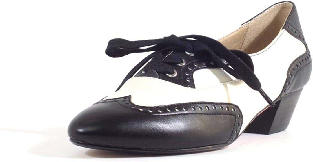 1950s Style Clothing & Fashion Chelsea Crew Demi Womens Oxford Low Heels  AT vintagedancer.com