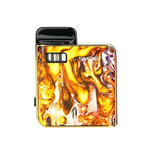SMOK MICO Pod Starter Kit, Cigarrillo Electrónico 1.7ML Tank 700mAh incorporada 0.8oHm Atomiser diseño de resina - Sin...