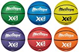 MacGregor Multicolor Basketballs (Set of 6)