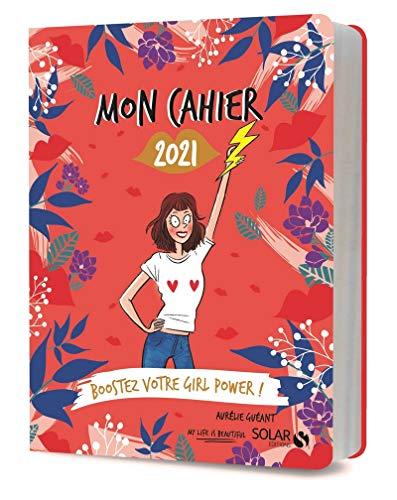 Mon cahier 2021 girl power