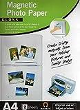 151 A4 Papel foto magnetico, papelería