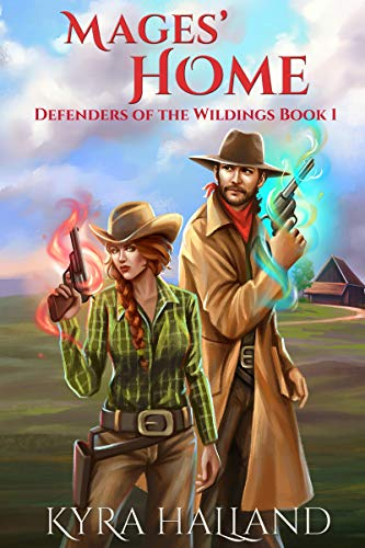 Mages' Home (Defenders of the Wildings Book 1) (English Edition)