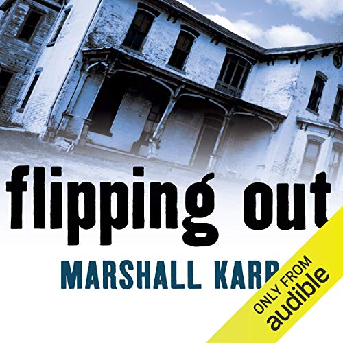 Flipping Out audiobook cover art