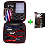 Jig Spule DIY Tools Kit, bauen Spule Kit Komplettpaket,Enhanced Edition(VAPE Grundlegende Werkzeuge)