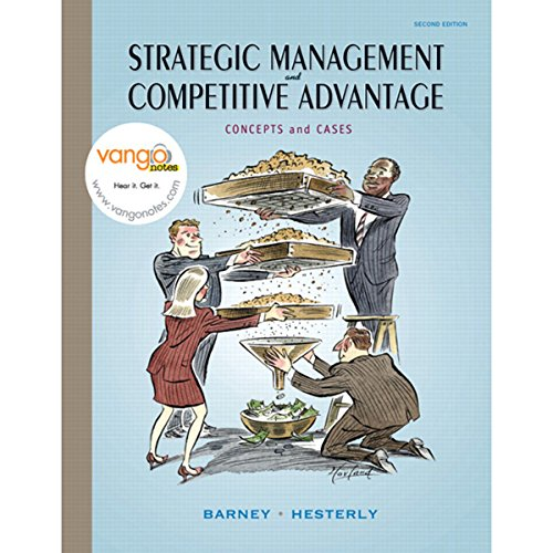 VangoNotes for Strategic Management and Competitive Advantage audiobook cover art