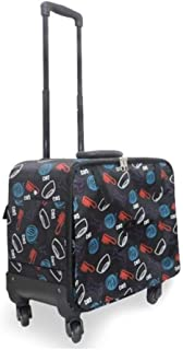 MQW Pet Trolley Trolley Bag Portable Dog Bag Outing Portable Pet Teddy VIP Bag Cat Dog Bag Spacious and Breathable