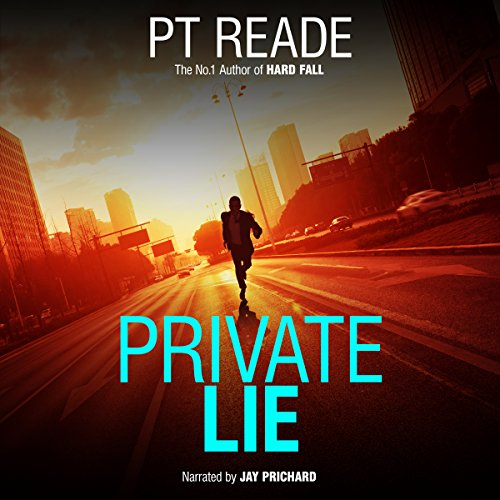 Private Lie audiobook cover art
