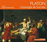 Apologie de Socrate/CD-PC.19,50 Euros T.T.C. by Platon/(2005-04-07) - Theleme - 01/01/2005