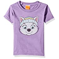 Paw Patrol Toddler Kids Everest Big Face Tee