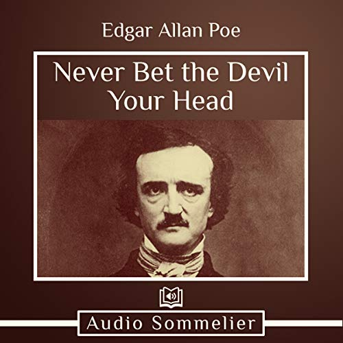 Never Bet the Devil Your Head cover art