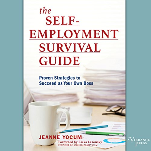The Self-Employment Survival Guide cover art