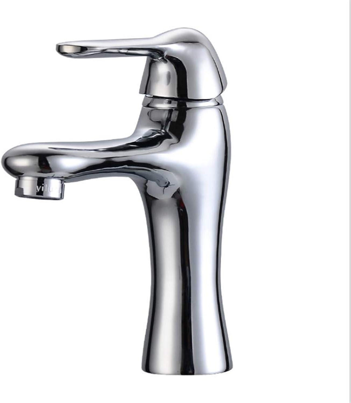 Kitchen Taps Faucet Modern Kitchen Sink Taps Stainless Steelcopper Single-Hole Washbasin Single-Hole Platform Basin