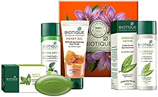 Biotique Bio Daily Care Regime Kit For All Skin Type