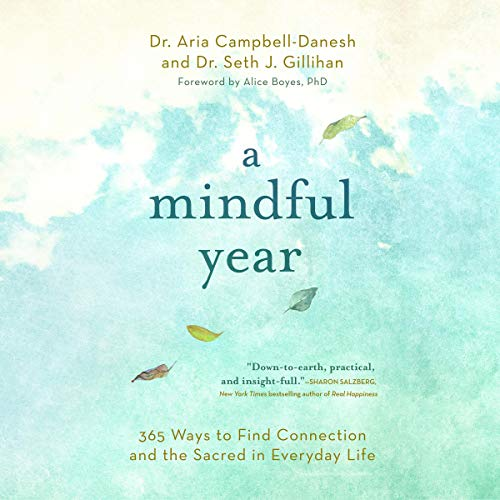 A Mindful Year cover art