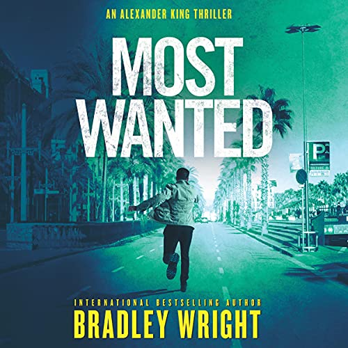 Most Wanted Audiobook By Bradley Wright cover art