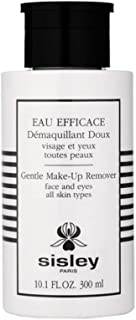 Sisley Women's Eau Efficace Gentle Make-Up Remover for Face & Eyes, All Skin Types, 10.1 Ounce