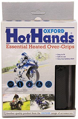 Oxford OF694 - Manta Calefactable Hothands para los puños de Moto Oxford