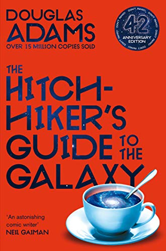 The Hitchhiker\'s Guide to the Galaxy: 42nd Anniversary Edition