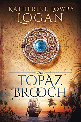 The Topaz Brooch: Time Travel Romance (The Celtic Brooch)