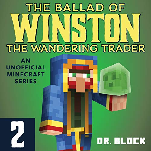The Ballad of Winston the Wandering Trader cover art