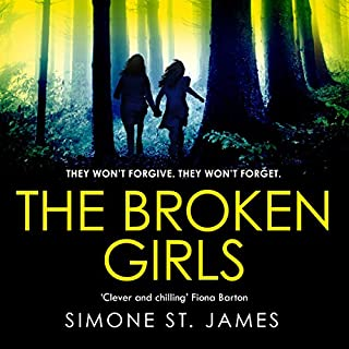 The Broken Girls cover art