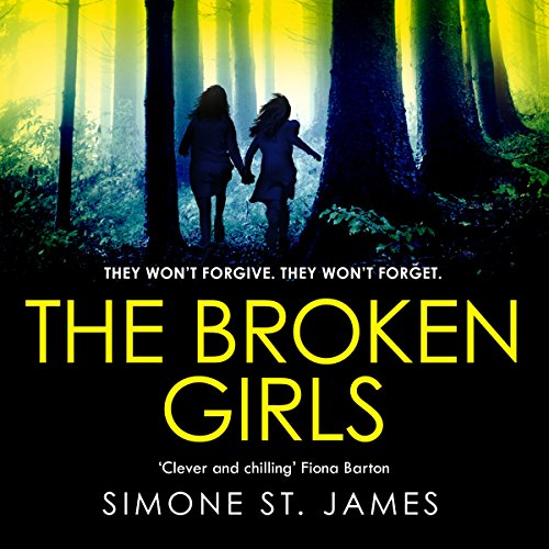 The Broken Girls audiobook cover art