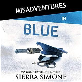 Misadventures in Blue cover art