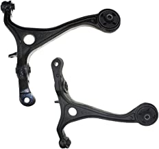 2PC Complete Control Arm Front Lower Suspension Kit fit for 2004 2005 2006 2007 2008 Acura TSX & 2003-2007 Honda Accord