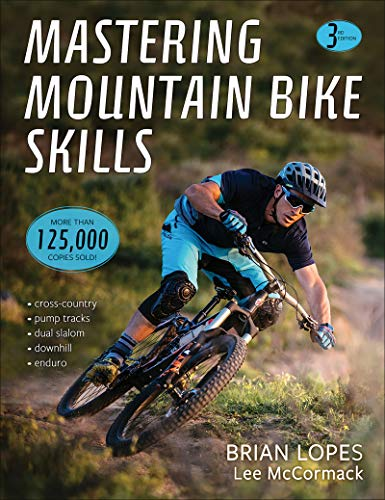 Price comparison product image Mastering Mountain Bike Skills,  Third Edition