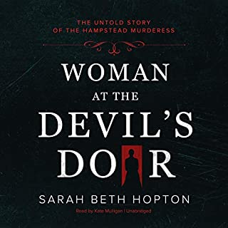 Woman at the Devil's Door cover art