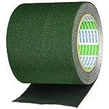 日東 アンチスキッドテープAS-127BOX 1.0mmX100mmX5m 緑 AS127BOX100G