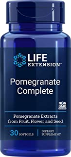 Life Extension Pomegranate Complete Softgels, 30 Count