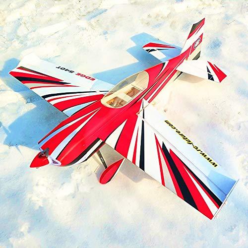 Wchaoen Verbesserte Edge-540T PP 15E 952mm Spannweite 3D-Kunstflug RC Flugzeug Kit Werkzeugzubehör (Color : Dark Blue)